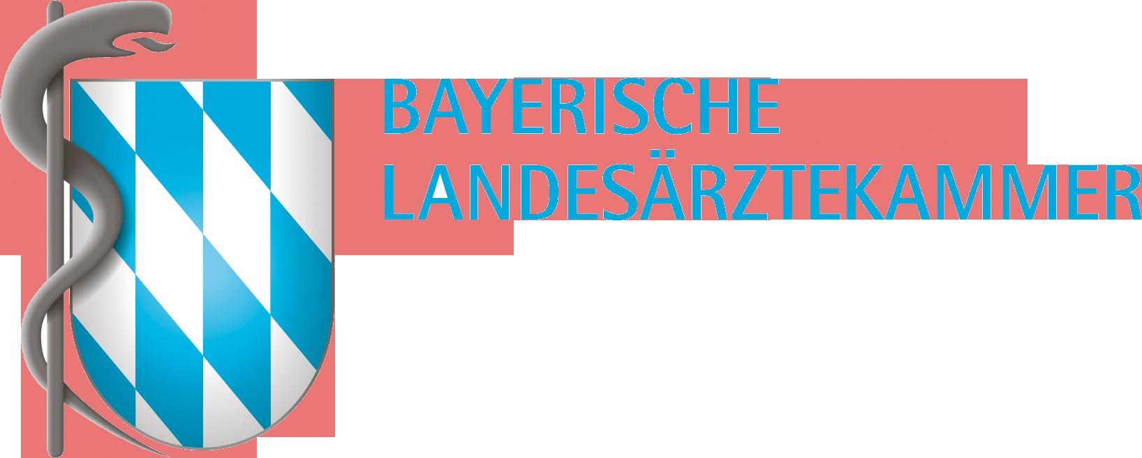 Logo Bayerische Landesärztekammer